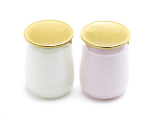 yogurt couple natural