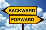 Backward or forward