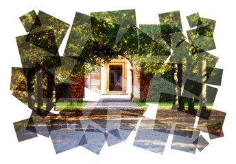 doorway collage