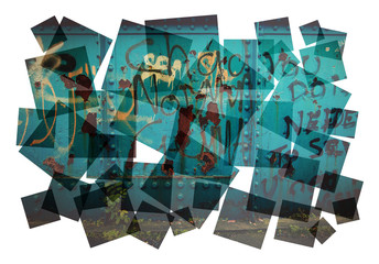 graffiti composition