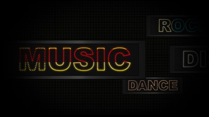 Music style leds 09