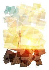 pylon composition