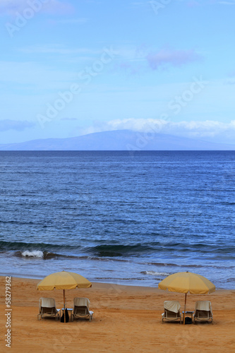 Wailea-Makena Beach Comfort, Maui, Hawaii