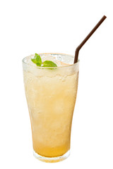 Ice chrysanthemum tea
