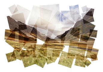glencoe collage