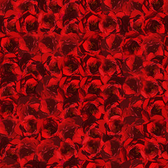 "abstract painting ""rose wallpaper"" tillable composition"