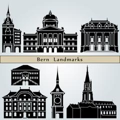 Bern landmarks and monuments