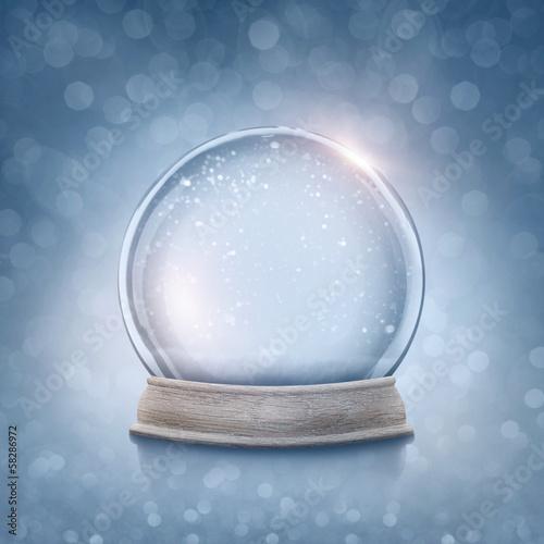 Snow globe - 58286972