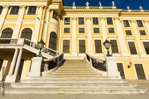 Feststiege Schloss Schönbrunn