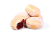 five Jam Dougnuts