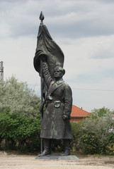 Red Army Soldier - Memento Park - Budapest