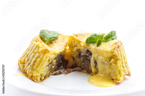 potato pudding