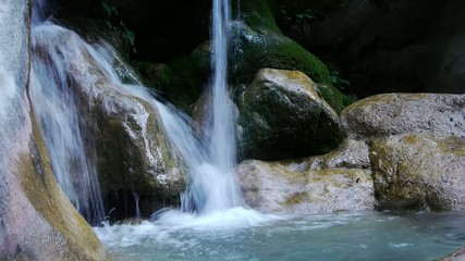 aguas turquesa