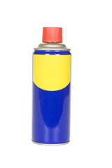 Close-up of an aerosol can