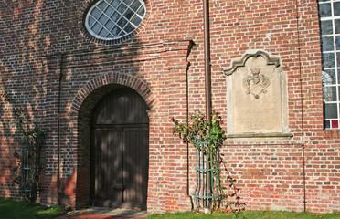 Otterndorf: Pfarrkirche St. Severus (Niedersachsen)