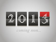 2014 coming soon. Digital board