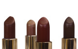 Close-up of assorted lipsticks