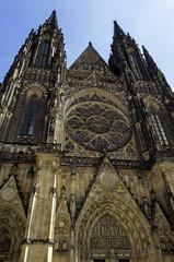 Saint Vitus Cathedral.