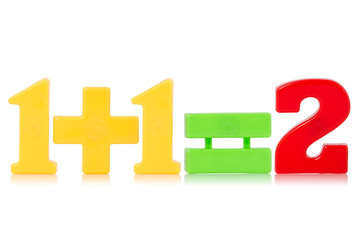 Simple math equation