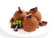 Chocolate fudge ice cream