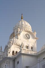 Sikh gurdwara Golden Temple (Harmandir Sahib). Amritsar, Punjab,