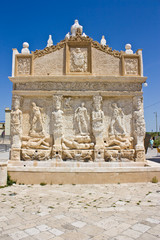 Gallipoli, la fontana greca