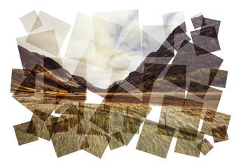 glen nevis collage