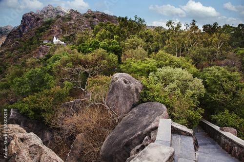 Honeymoon Point at Mount Abu, Sirohi District, Rajasthan, India