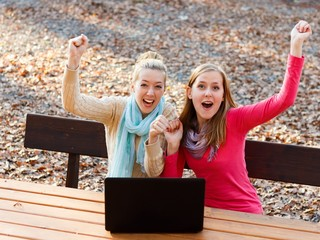 Successful young women