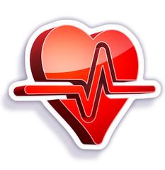 gommette-médical cardiaque