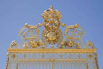 Grille du château de Versaille