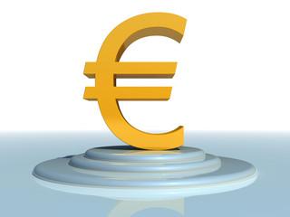 Euro - Statue