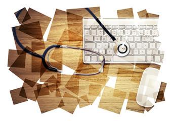 computer health composition