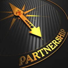 Partnership. Business Concept.
