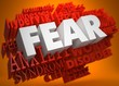Fear Concept.