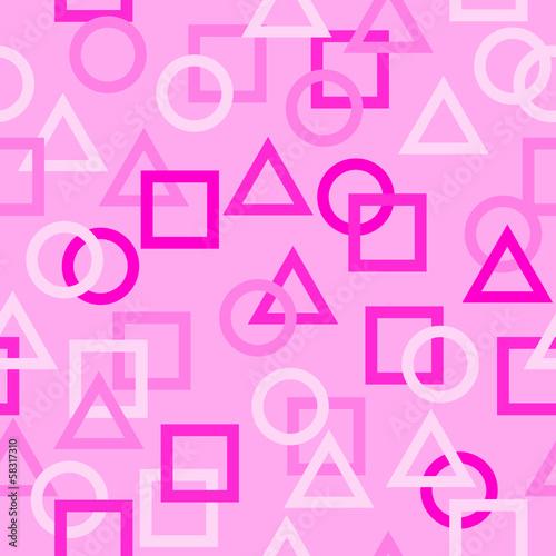 kacheln kreise vierecke dreiecke II