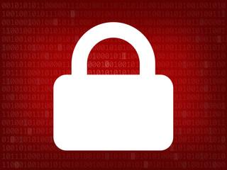 cadenas - connexion sécurisée