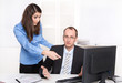 Missverständnisse unter Männern und Frauen in der Arbeit