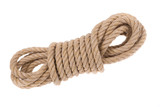 Shake twisted ropes for different jobs.