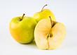 Composizione di mele