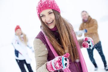 Fun in winter
