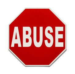 Abuse Sign