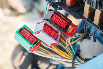 Car electrical system