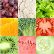Healthy food backgrounds