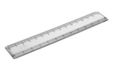 Close-up of a ruler