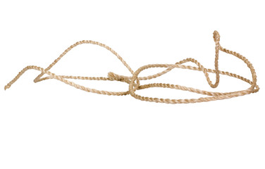 Close-up of a nylon rope