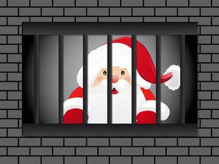 pere noel prison