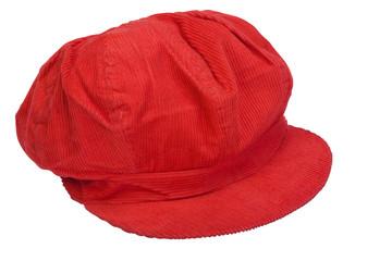 Close-up of a flat cap