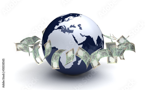 Global Business Indian Currency