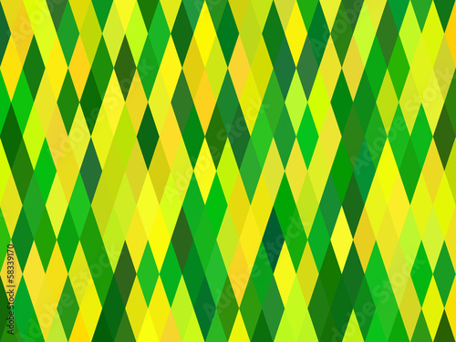 Rhombus background